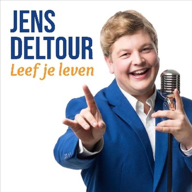 Zingende hoefsmid Jens Deltour haalt alles uit het leven met nieuwe single 'Leef je leven'