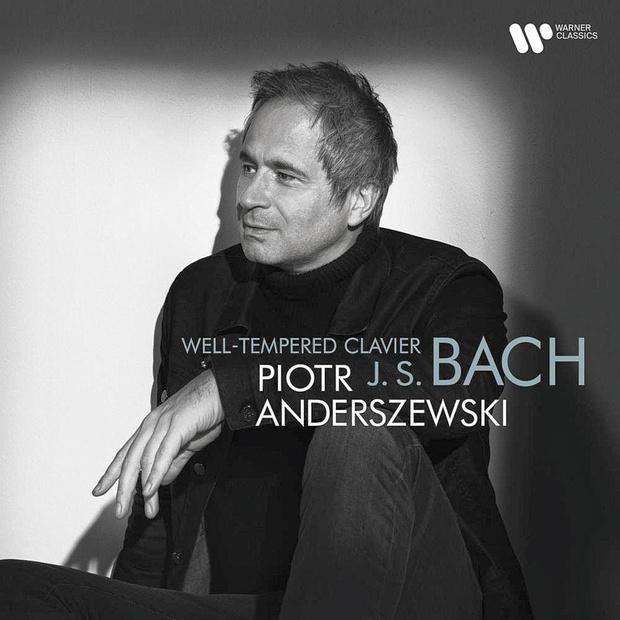 J.S. Bach: Well-tempered Clavier van Piotr Anderszewski
