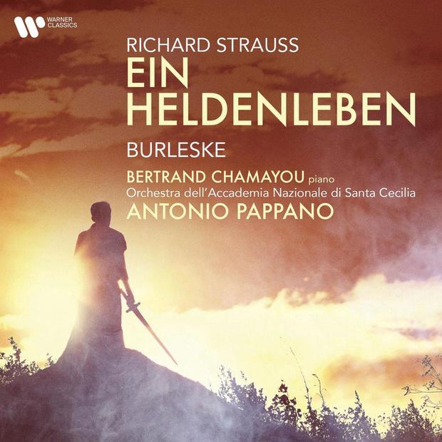 Strauss: Ein Heldenleben. Burleske van Bertrand Chamayou en Antonio Pappano