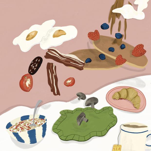 ZONE+ WEEKEND Notre best of 2020 des restaurants belges: 4. Breakfast club