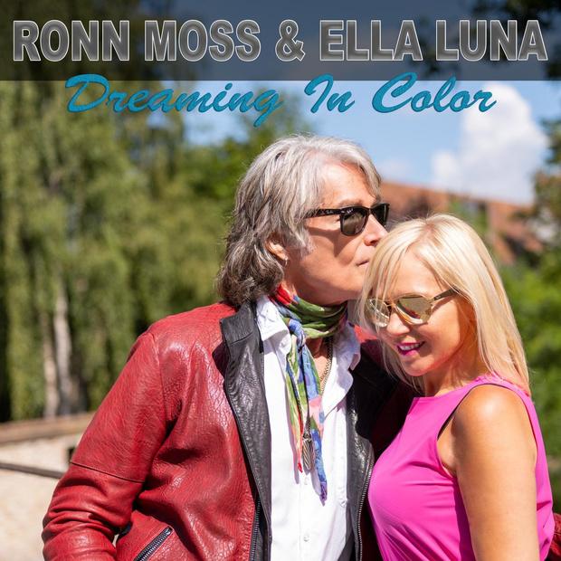 Wereldster Ronn Moss neemt duet op met Ella Luna uit... Oudenburg