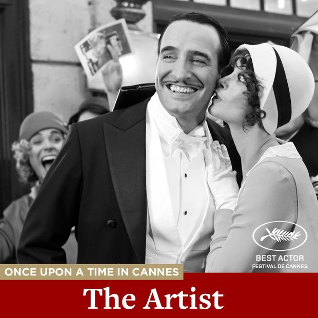 Focus trakteert op Cannes: 'The Artist'