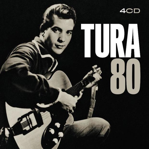 Will Tura komt op 1 binnen in Ultratop Albumcharts met 'Tura 80'