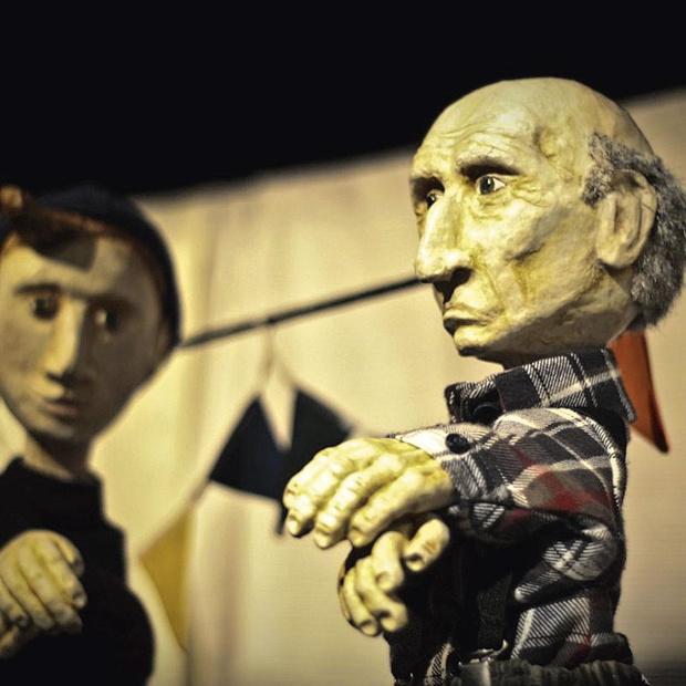 Marionnettes en Brabant wallon