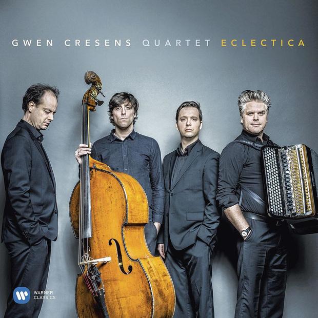 Eclectica van Gwen Cresens Quartet