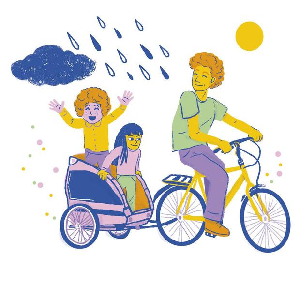 Tien concrete tips om relaxed op reis te gaan met kinderen