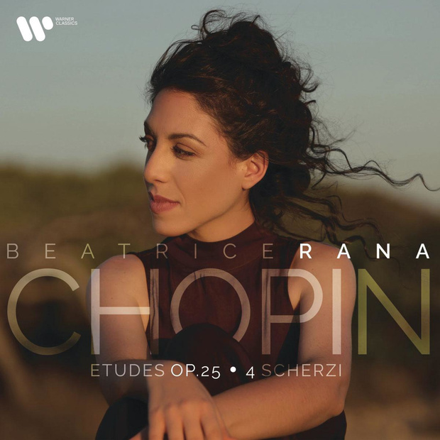 Frédéric Chopin: Etudes op. 25-4 Scherzi van Beatrice Rana