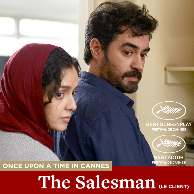 Focus trakteert op Cannes: 'The Salesman'