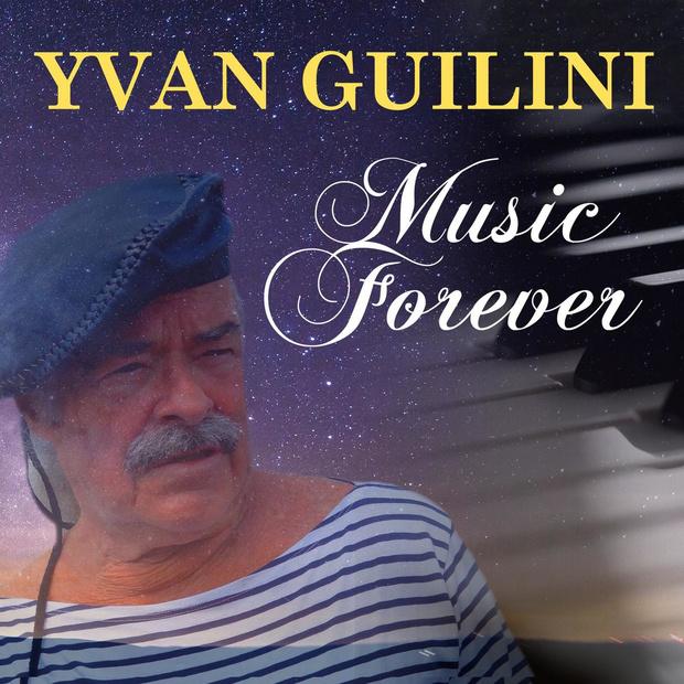 Yvan Guilini (74) lanceert nieuwe album 'Music Forever'