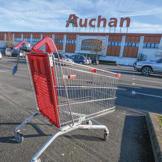 Pas de Walmart français