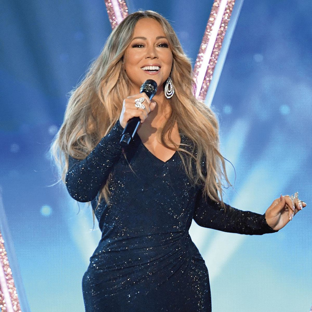 Mariah Carey. Casta diva