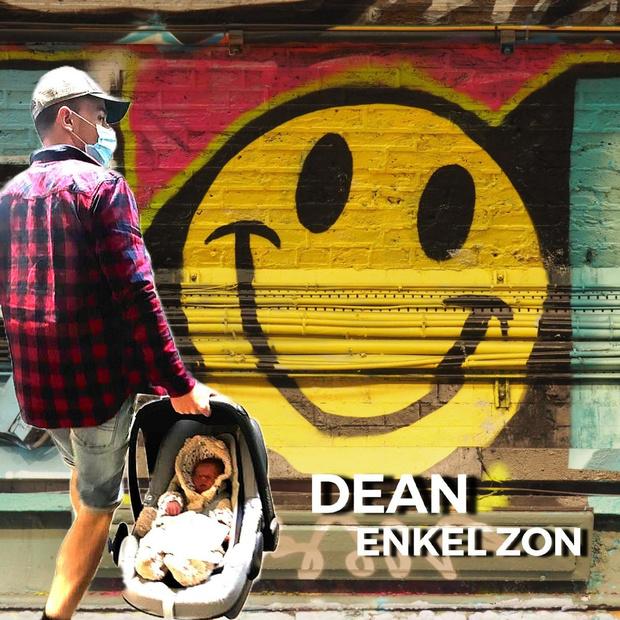 Dean keer terug uit de lockdown met een zoon én nieuwe single 'Enkel zon'