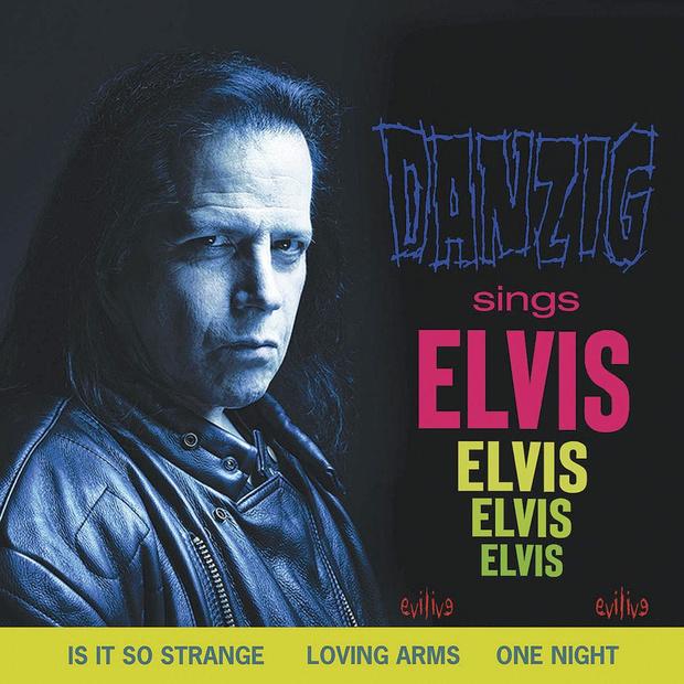 4. Luister Danzig Sings Elvis