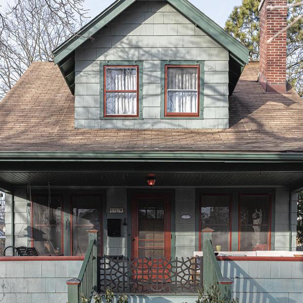 ARCHI | Le rôle crucial des porches aux États-Unis (reportage)