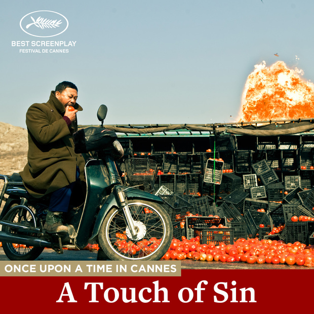 Focus trakteert op Cannes: 'A Touch of Sin'