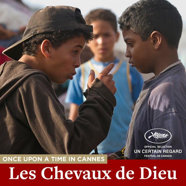 Focus trakteert op Cannes: 'Les Chevaux de Dieu'