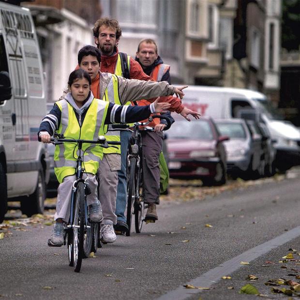 Minder doden, meer fietsers in 2020