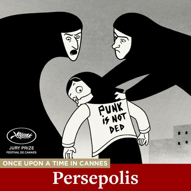 Focus trakteert op Cannes: 'Persepolis'
