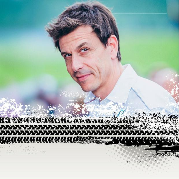 Mercedes au sommet de la F1: une histoire de Toto