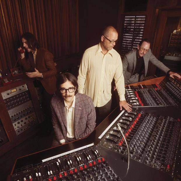 """Weezer se """"ballade"""" en strings"""