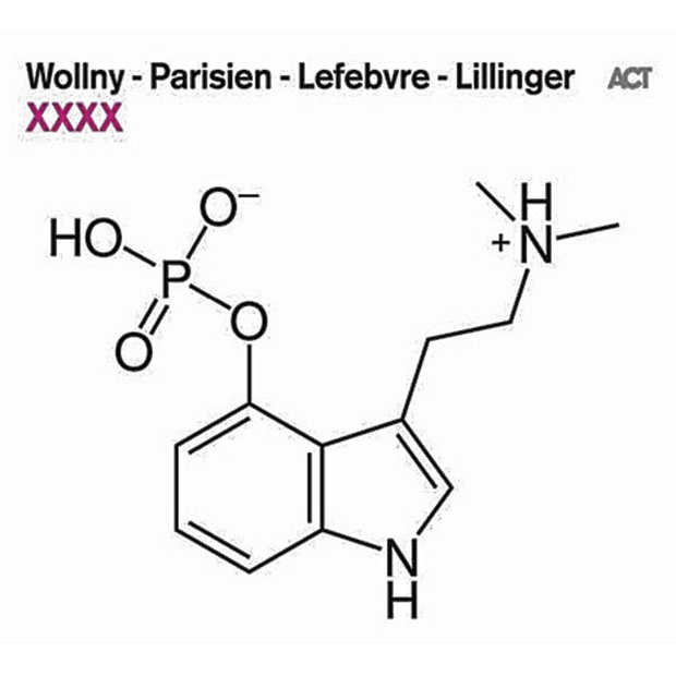 Wollny/ Parisien/ Lefebvre/ Lillinger