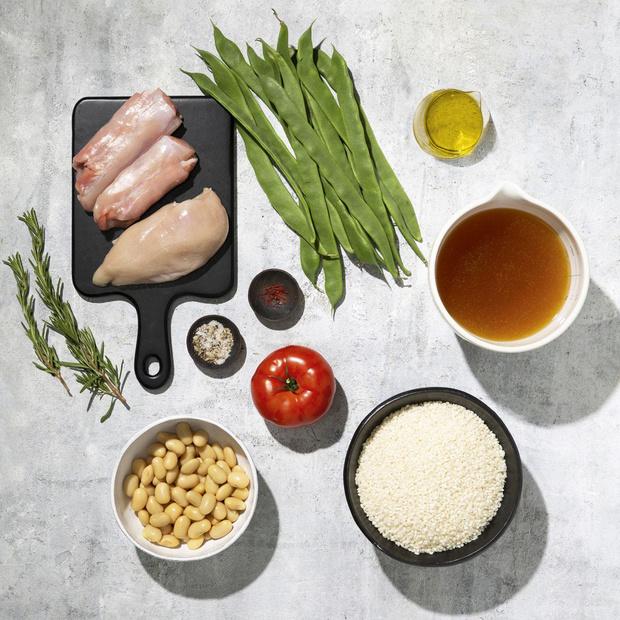 Paella voor puristen