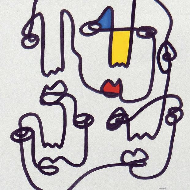 4 x 2 places pour Coup de coeur - We Art XL