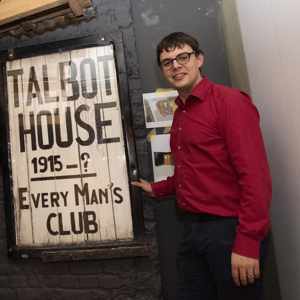 Vzw zet campagne op om Talbot House in Poperinge te redden