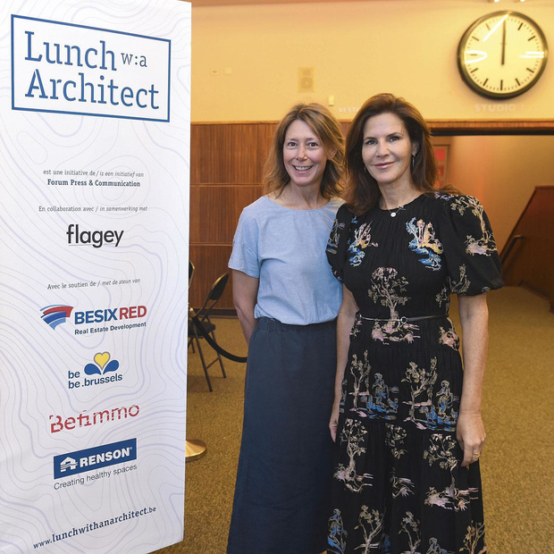 2 Lunch with an Architect