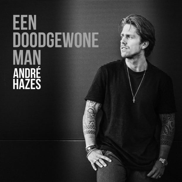 André Hazes openhartig in nieuwe single en videoclip : 'Een doodgewone man'