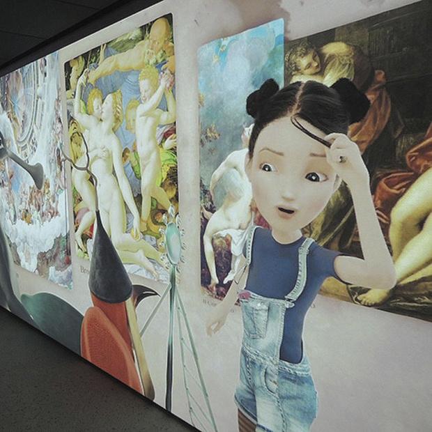 Les oeuvres d'art se sont vendues comme des petits pains sur internet en 2020