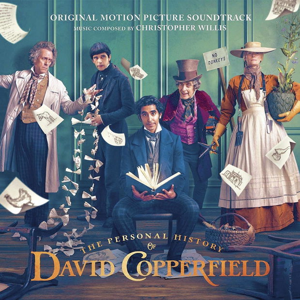 5x vinyl The Personal History of David Copperfield