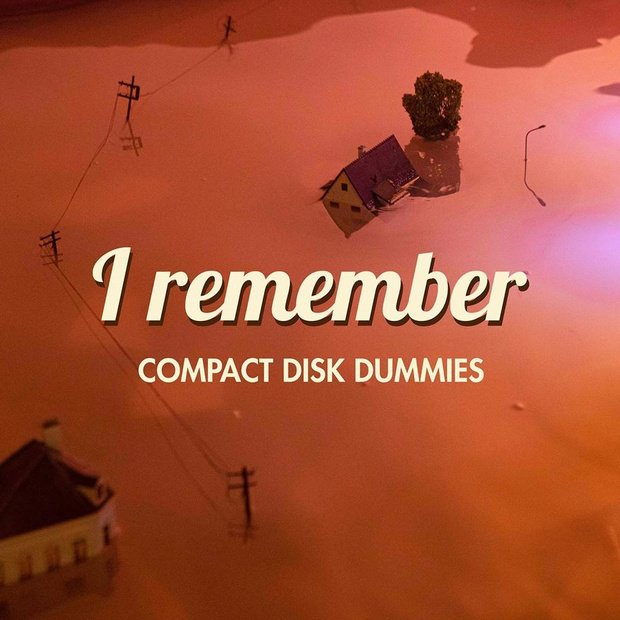 Studio Brussel promoveert 'I remember' van Compact Disc Dummies tot 'Catch of the Day'
