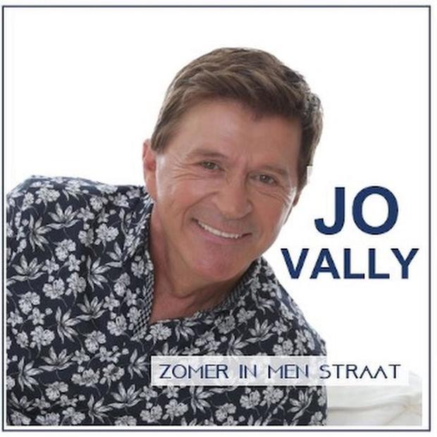 Jo Vally zorgt ook op de mindere dagen voor veel 'Zomer in men straat'