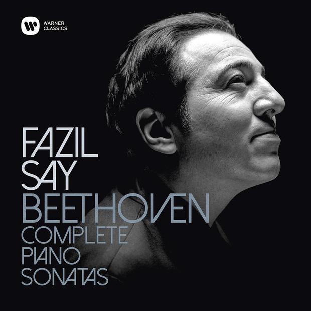 Negendelige box Ludwig van Beethoven. Complete Piano Sonatas van Fazil Say
