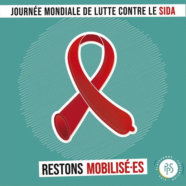 """"""" Restons mobilisés """""""