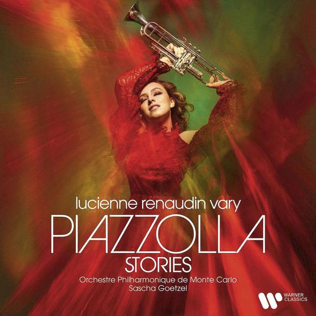 Piazzolla Stories van Lucienne Renaudin Vary