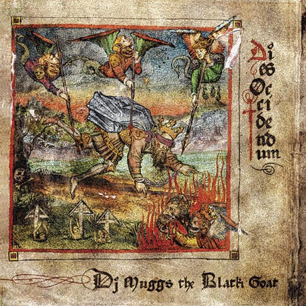 DJ Muggs the Black Goat