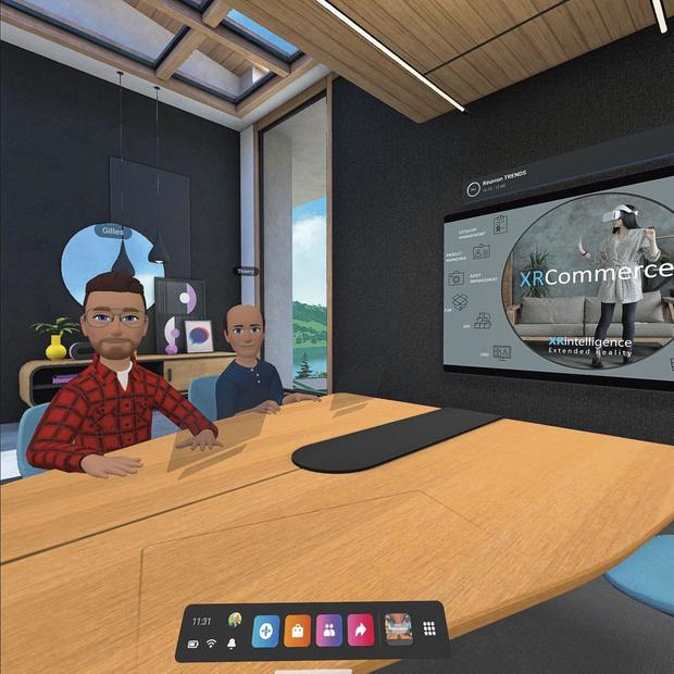 On a testé pour vous la vidéoconférence du futur