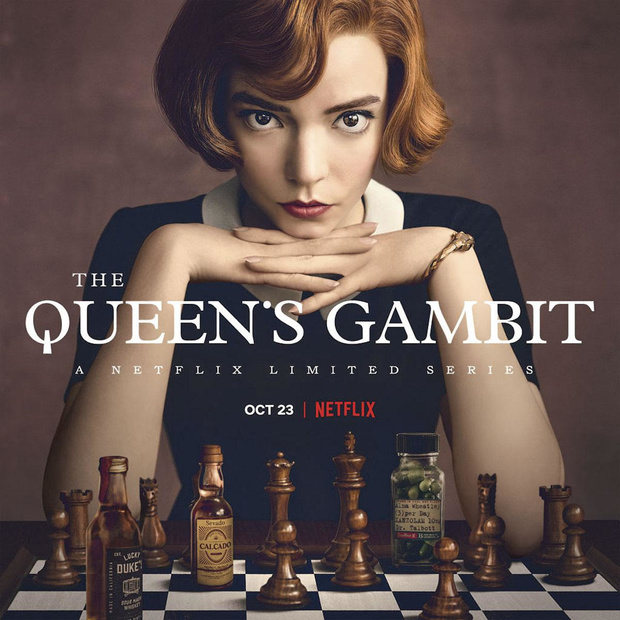 3. The Queen's Gambit