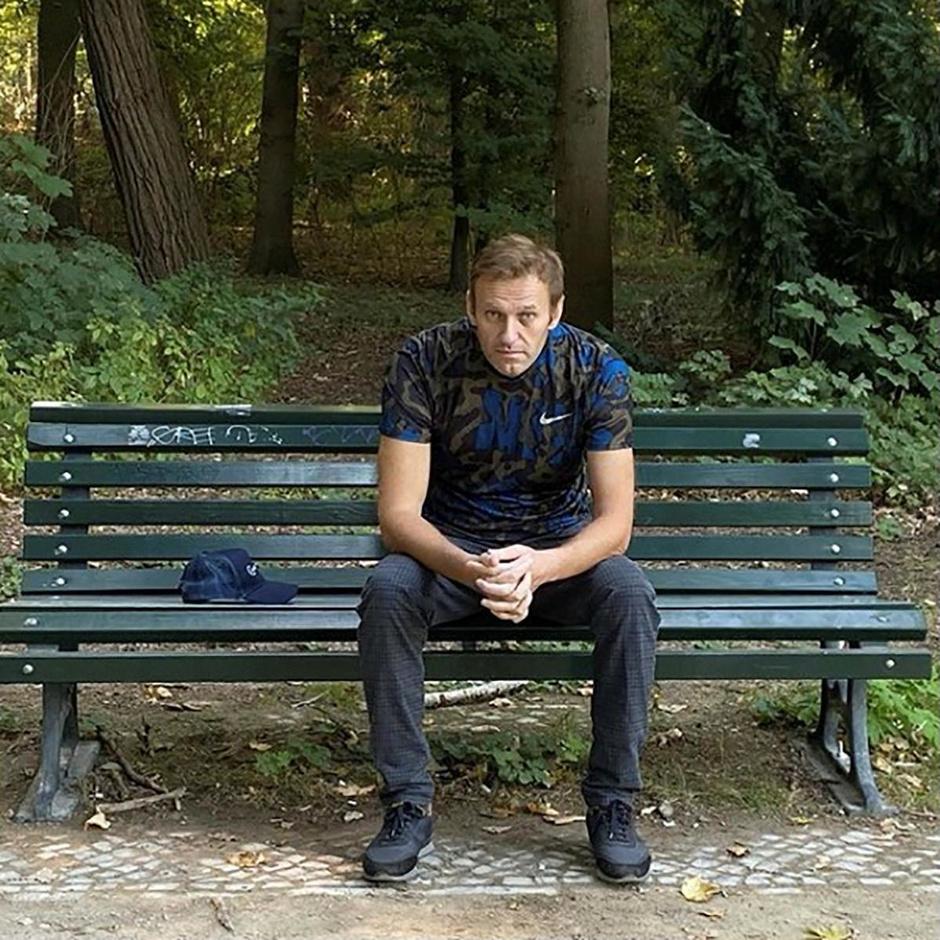 Russisch oppositiepoliticus Aleksej Navalny na de gifaanval: 'Ik ben ervan overtuigd dat Poetin achter mijn vergiftiging zit'