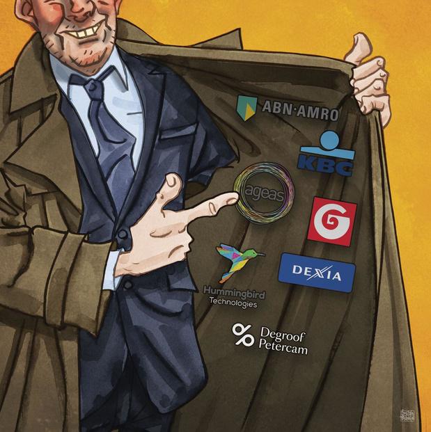 De offshoreactiviteiten van belgische bankiers