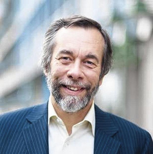 Stéphane Rillaerts, directeur général du CHR Sambre et Meuse