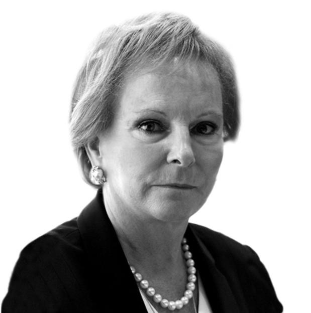Marcia De Wachter leidt een bank