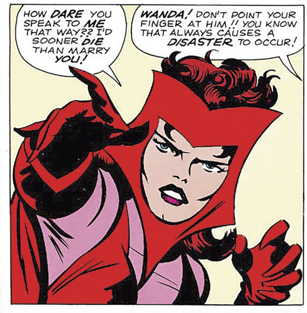 Wanda et Vision