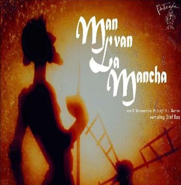 Hans Peter Janssens speelt mee in musical 'Man van La Mancha' in april 2021