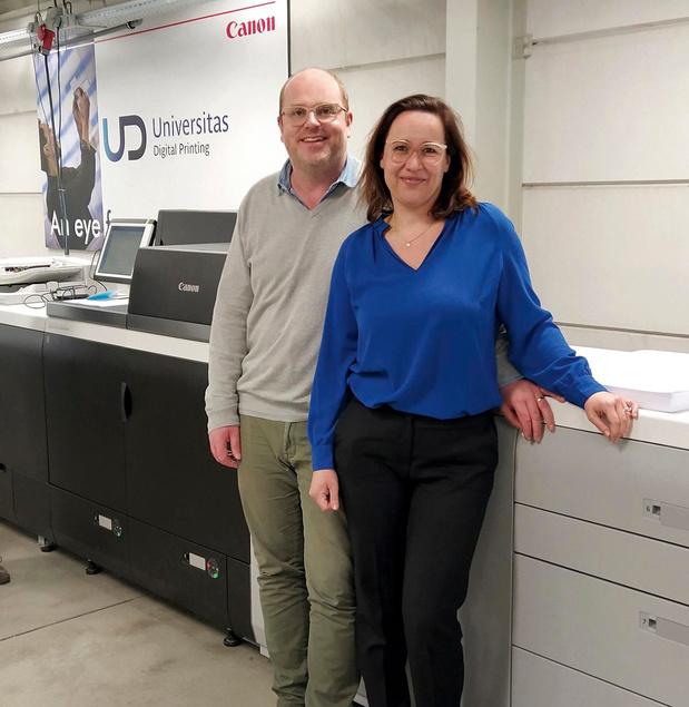 Universitas stelt Marnix Van de Cauter aan als managing director