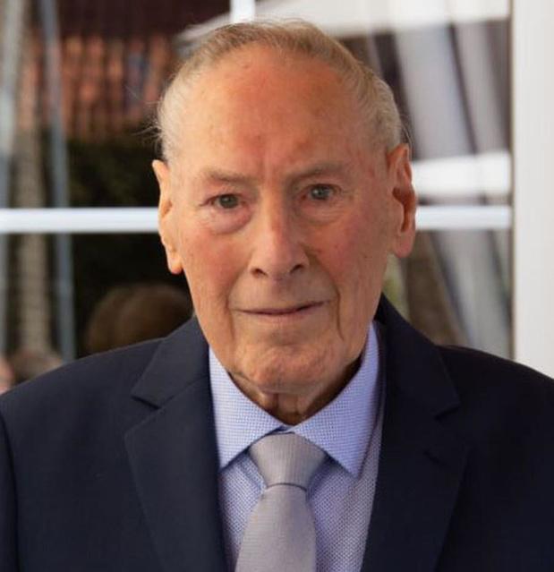 Tieltse oud-schepen Eugène Houthoofd op 86-jarige leeftijd overleden