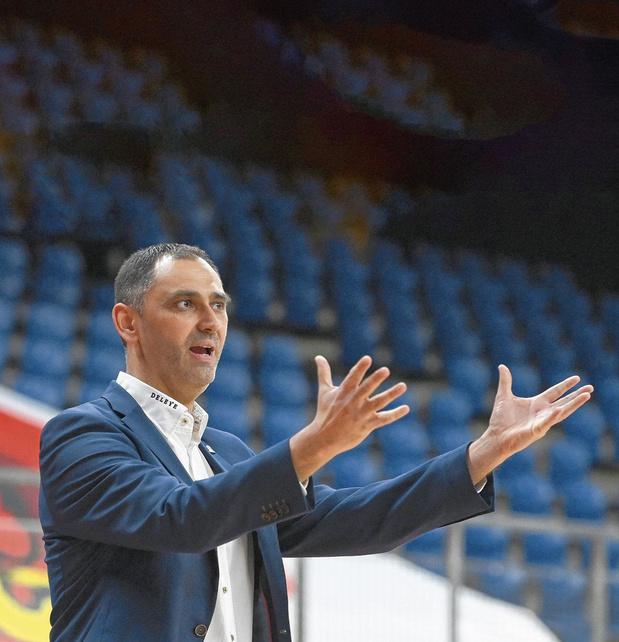 Basket: Ostende, la fabrique de talents de Dario Gjergja