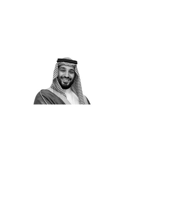 Mohammed bin Salman Kansen ruikende kroonprins